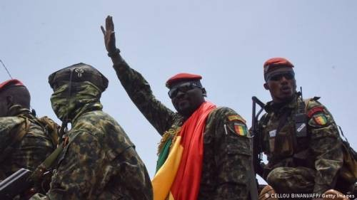 African Union Suspends Guinea's Membership Over Military Coup