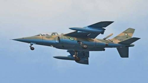 Air Force Jet  Bombs Civilians In Another North-East Community