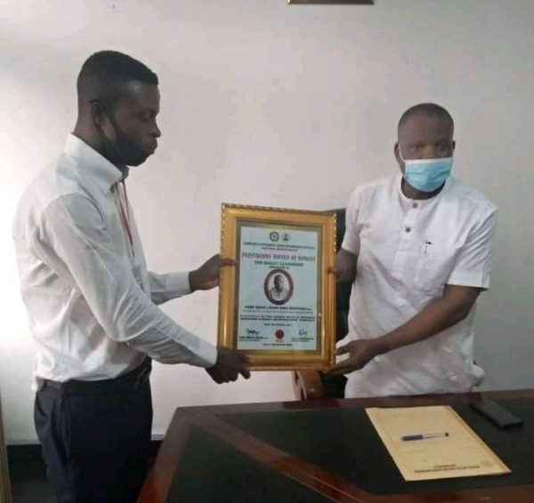 NIGER DELTA BASIN DEVELOPMENT AUTHORITY RE ADOPTS NIDSUG AS HER STUDENT WING IN THE NIGER DELTA REGION