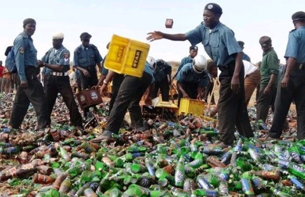 States Destroying Alcoholic Drinks Cannot Continue To Enjoy Rivers VAT – Wike
