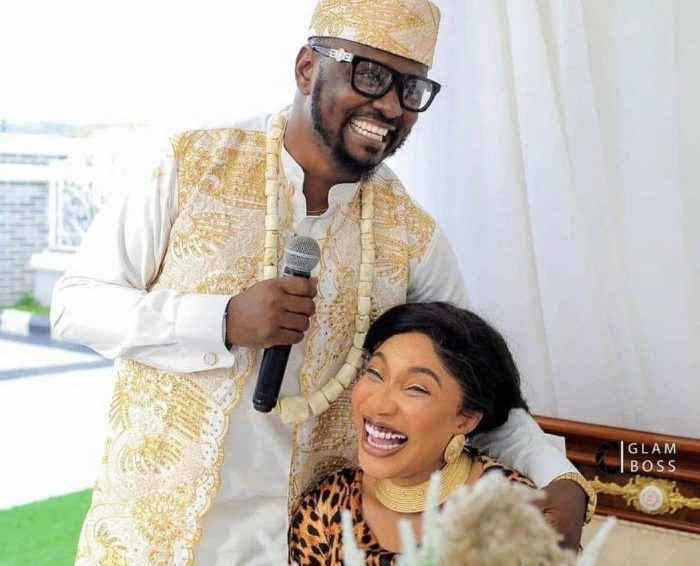 We Dated For 3 Months, It Was A living Hell – Tonto Dikeh's Ex-boyfriend, Prince Kpokpogri