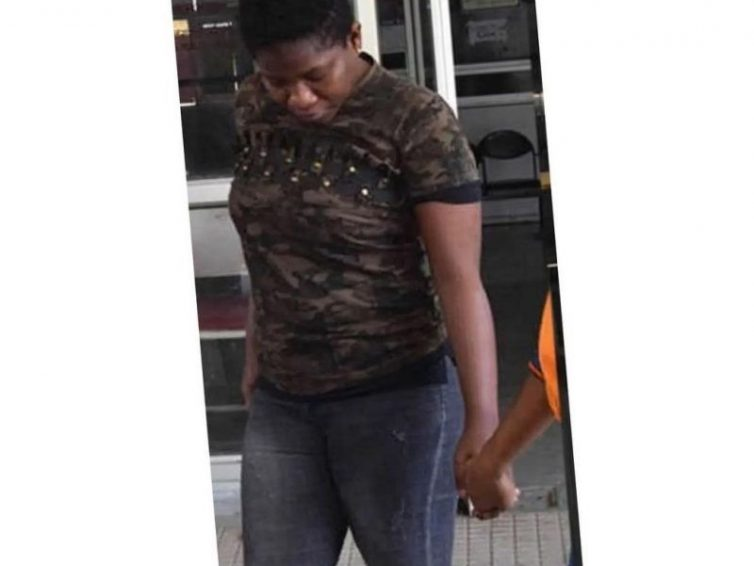 Nigerian Lady Bags 10 Years In Jail for Dr*gs Smuggling